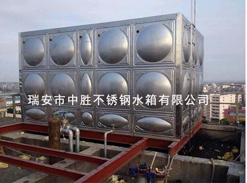 订做不锈钢水箱
