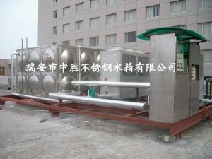 温州红太阳宾馆24吨保温水箱