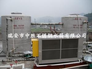 天兴商务宾馆六吨热水工程保温水箱