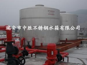莫泰全国连锁商务宾馆专用30吨保温消防水箱