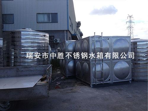 组装焊接不锈钢水箱