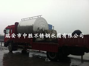 浙江不锈钢圆柱形水塔