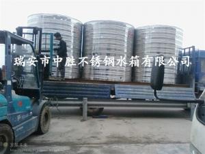 浙江不锈钢立式水塔