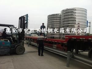 浙江不锈钢水箱水塔
