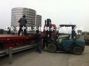 浙江中胜不锈钢水塔