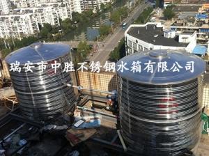 浙江立式圆形水箱