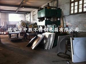 装配式不锈钢焊接冲压板