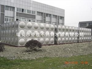 不锈钢工程配套水箱