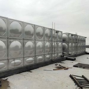 浙江不锈钢组合水箱